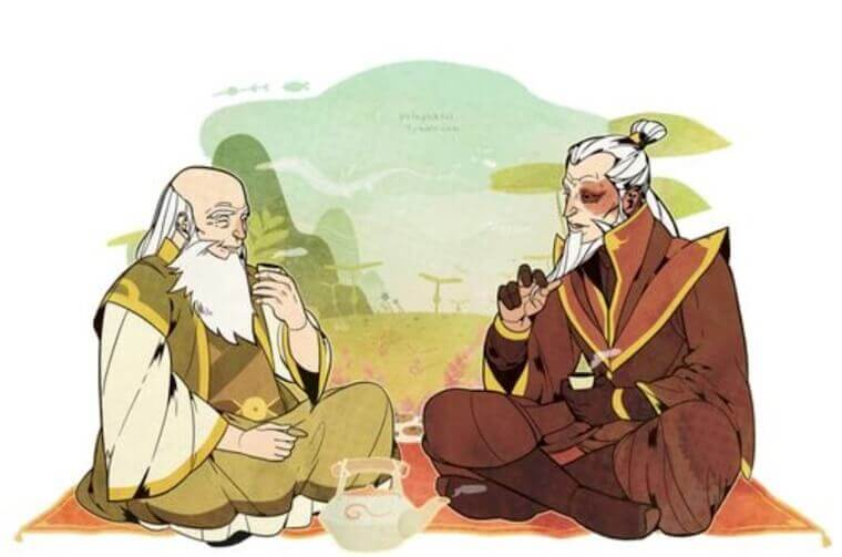 uncle iroh quote image 1