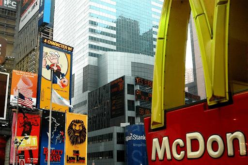 McDonald's Store