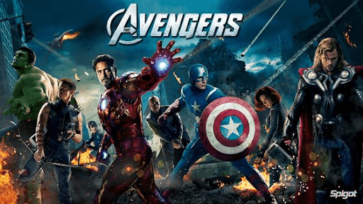 The Avengers characters