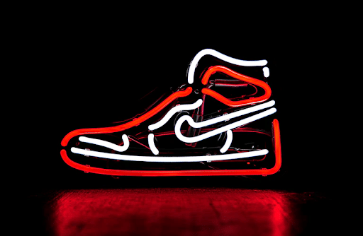 Nike Shoes Led Light
