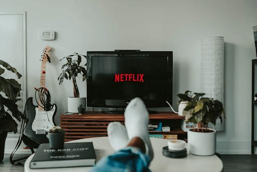 Netflix On Screen