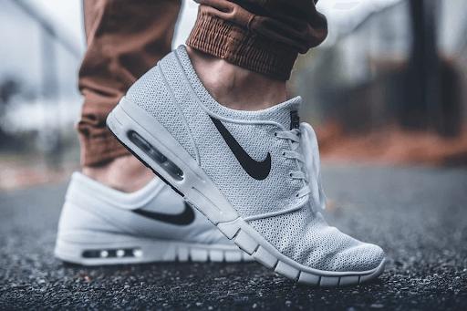Nike White Footwear
