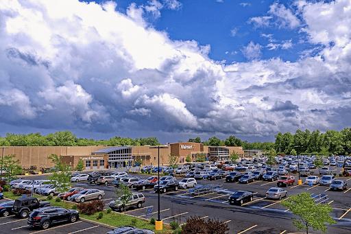Walmart Retail store