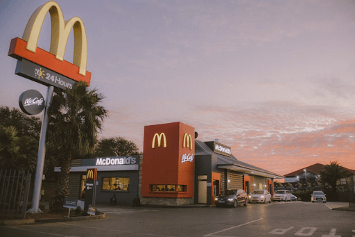 McDonald Store
