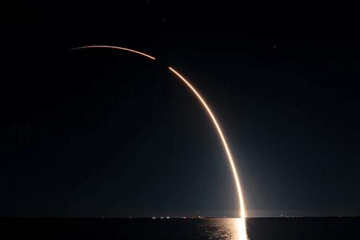 Rocket Projectile